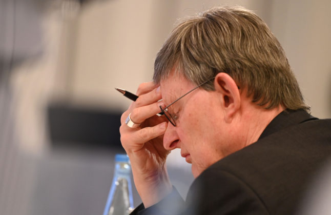 Over 300 victims 'sexually abused through Germany's top diocese' in Cologne