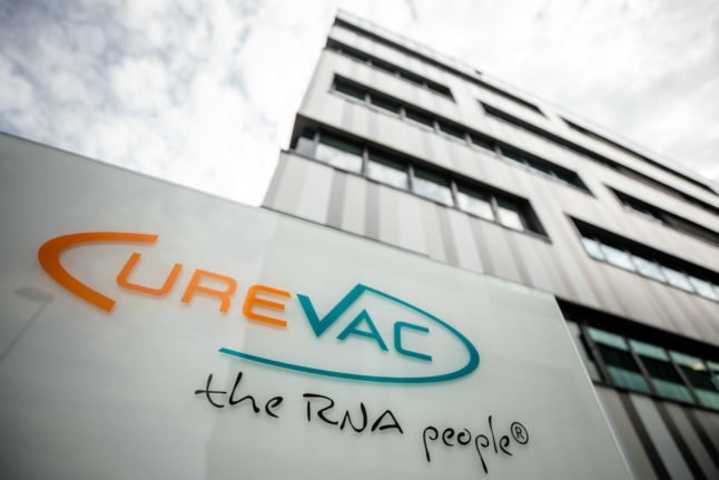 Germany's Curevac to include virus variants in Covid-19 vaccine trials