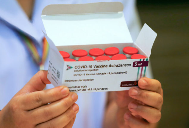 UPDATE: What you need to know about Germany's suspension of the AstraZeneca jab
