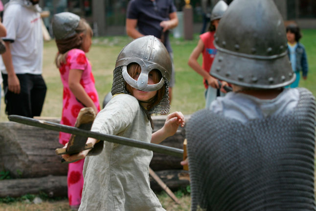 Did you know? The Scandinavians never spoke of themselves as Vikings