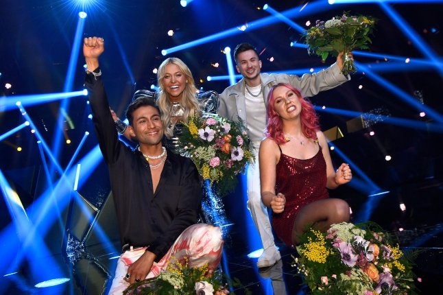WATCH: These are Sweden's contenders for the Eurovision Song Contest