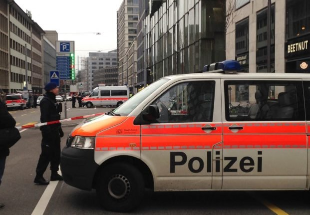 IN NUMBERS: Which Swiss cities have the highest crime rates?