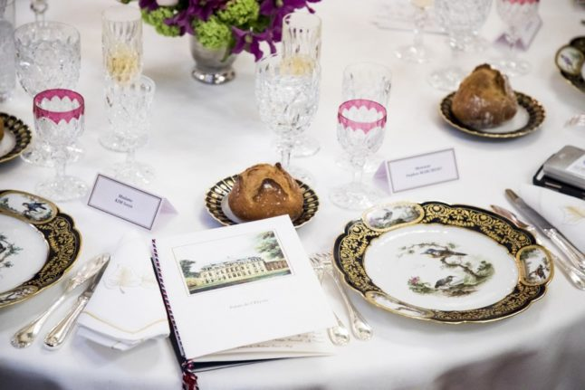 Inquiry launched in France over 'clandestine' Covid-defying dinners for the elite