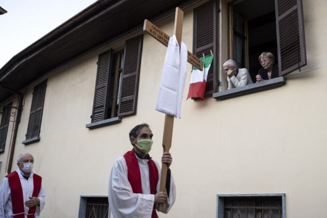 Why is Good Friday not a holiday in Italy?