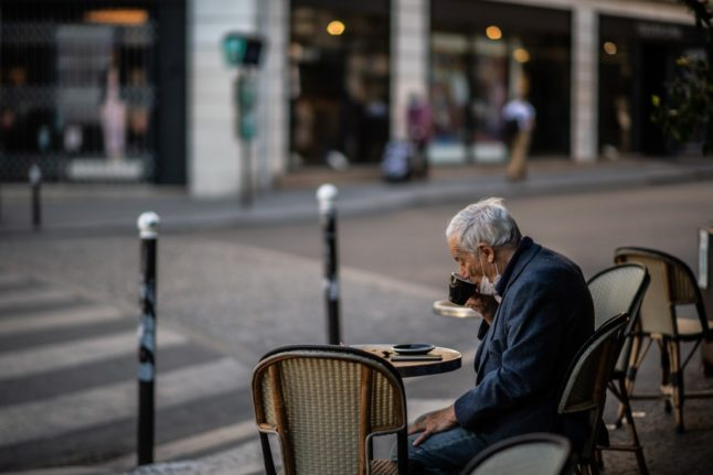 Cafés, shops, gyms and cinemas - what will be France's timetable for reopening?
