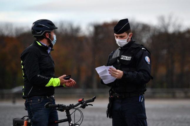 Reader question: When can I travel more than 10km from home during France's 'partial lockdown'?