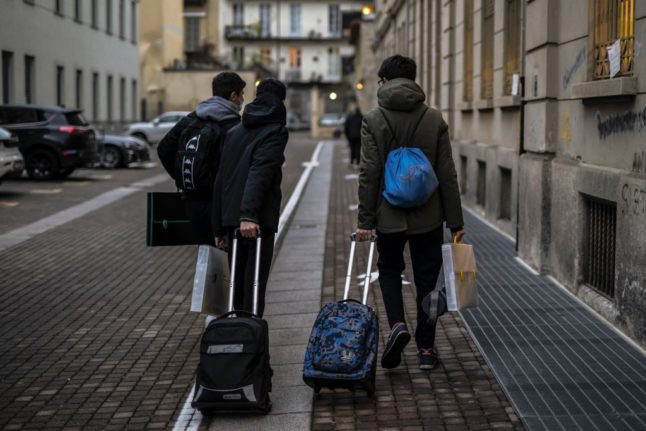 Covid-19: Concerns remain about testing as two-thirds of Italian pupils return to school