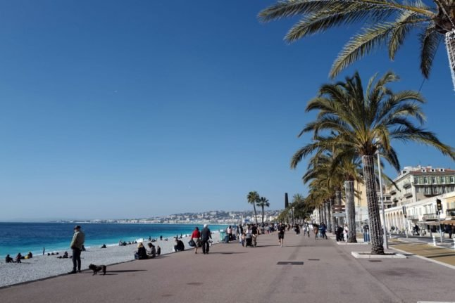 The mayor of Nice explains why his is the 'most British' town in France