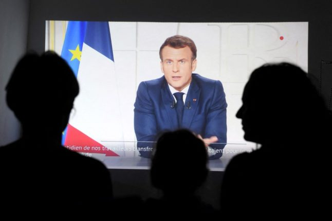 Macron: 'I made mistakes on France's green transition'