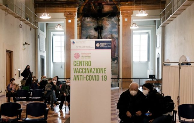 Italy expected to miss Covid vaccination target this month