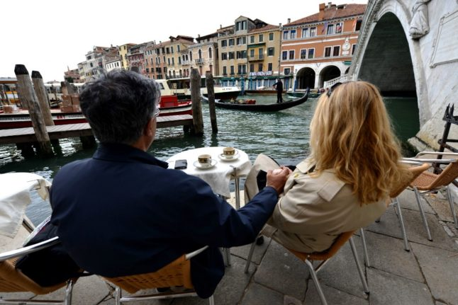 UPDATE: When will Italy relax the restrictions on international travel?
