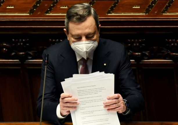 Italy approves post-Covid economic recovery plan