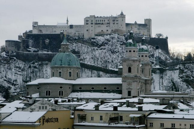 Which Austrian state has the cheapest rent based on your salary?