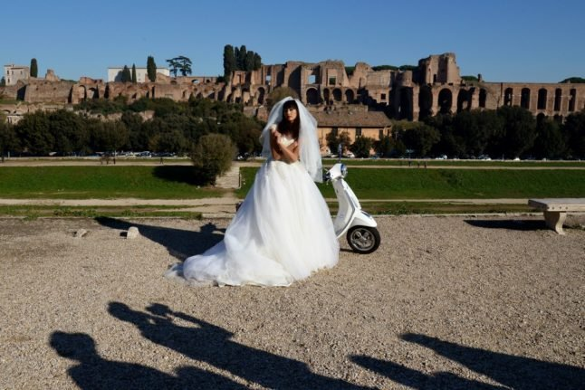 'We're exhausted': What it's like planning a wedding in Italy during the pandemic