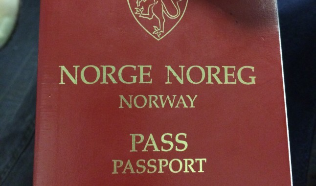 What's the difference between becoming a permanent resident in Norway and gaining Norwegian citizenship?