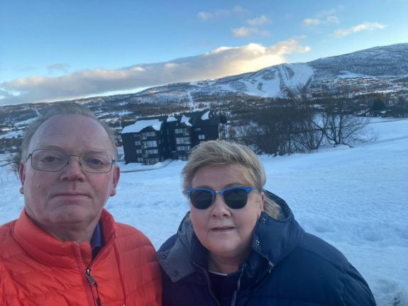 Norwegian prime minister fined for Covid-19 rules breach