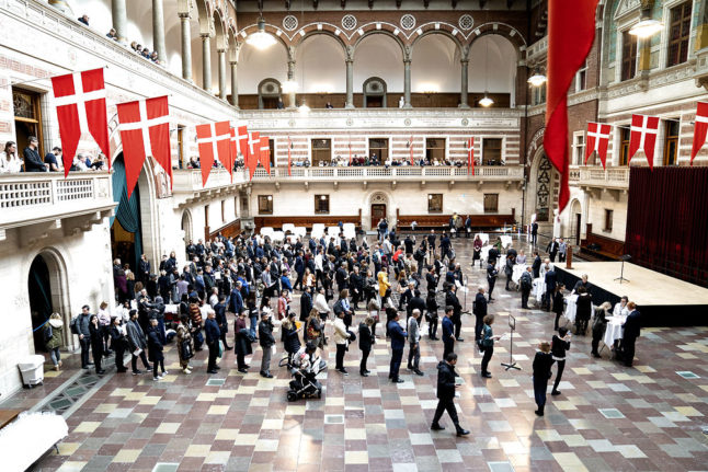 Denmark announces new tightening of citizenship rules