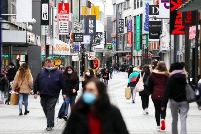 Shopping: Here's how the pandemic has hit German spending habits