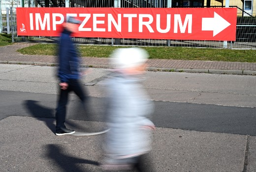 15 percent of Germans immunized as vaccine rollout slowly gathers pace
