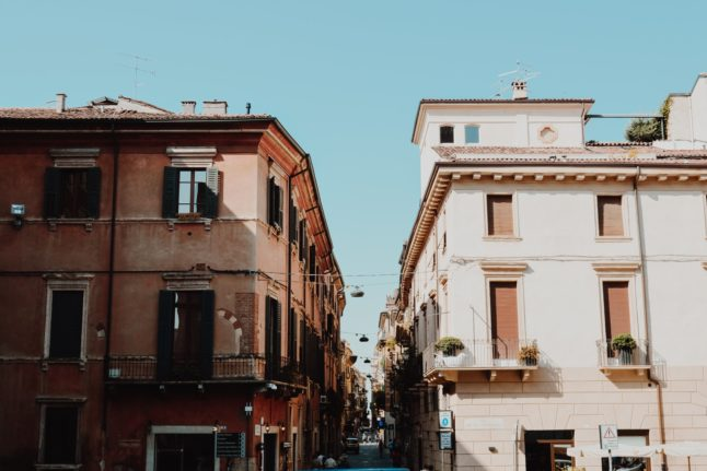 The building bonuses you could claim in Italy in 2021