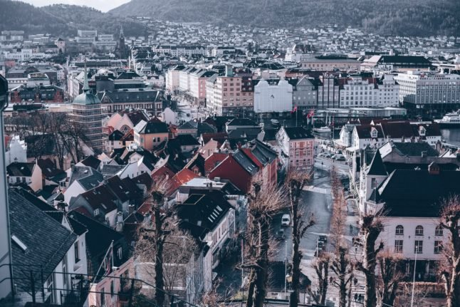 What changes about Norway's coronavirus restrictions on April 16th?
