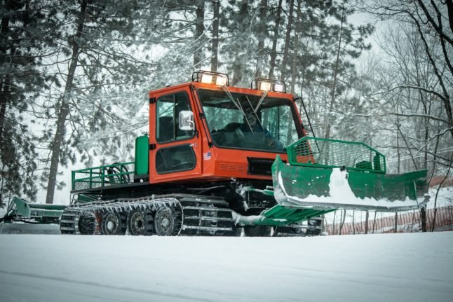 Oslo Airport to begin using driverless snow ploughs
