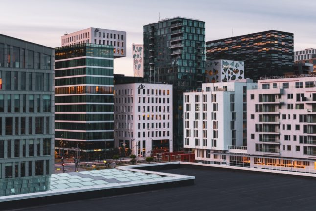 Property in Norway: Prices rise nationwide but fall in Oslo
