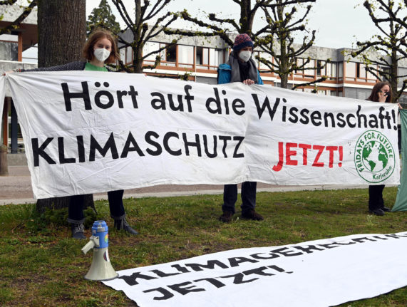'Exclamation mark for climate protection': How Germany is reacting to top court's landmark ruling
