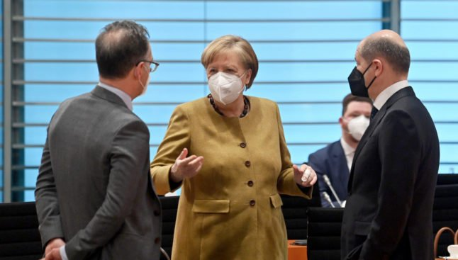 German government agrees on law for curfews and tougher coronavirus measures nationwide