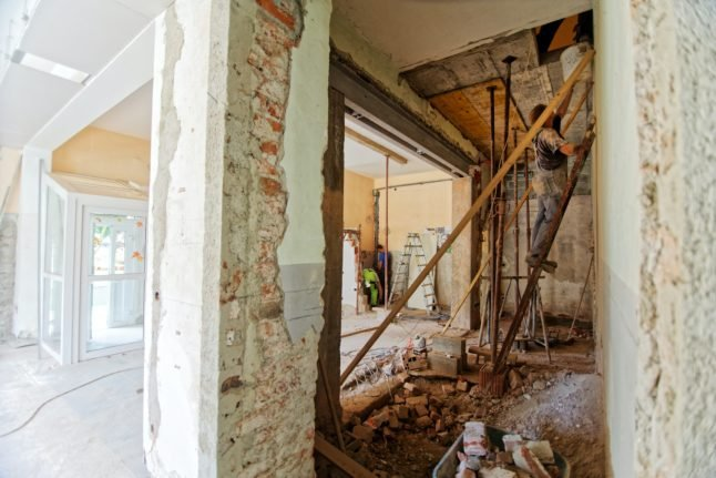 The Italian vocabulary you'll need when renovating property