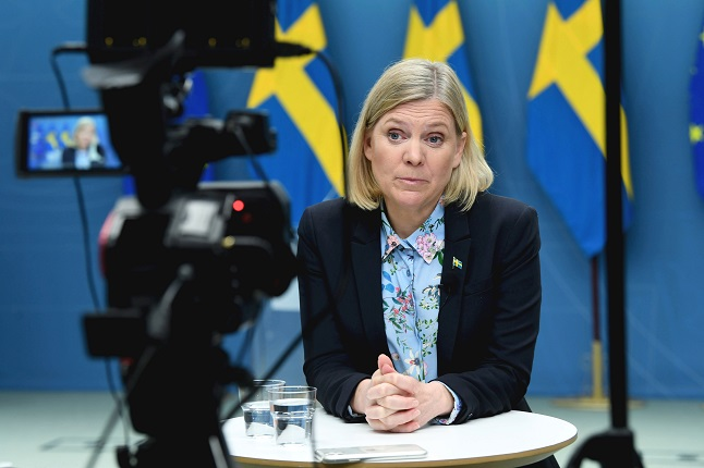Sweden's spring budget: 45 billion kronor cash boost for healthcare, jobs and more