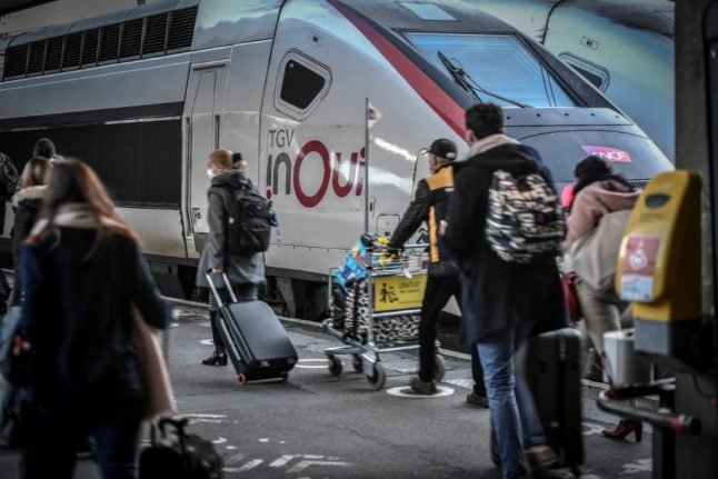 5 million cheap train tickets go on sale as France lifts travel restrictions