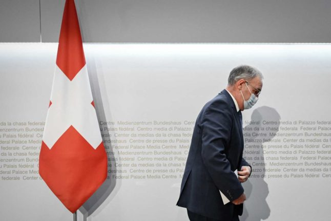 'Significant differences': Switzerland cuts talks with EU over cooperation agreement
