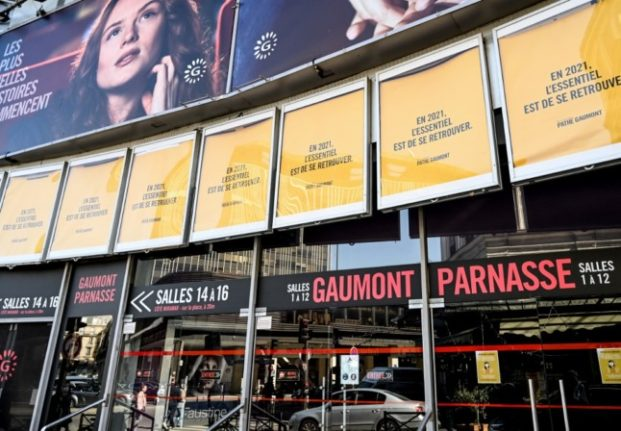 French cinemas face 400-film backlog as they prepare to reopen