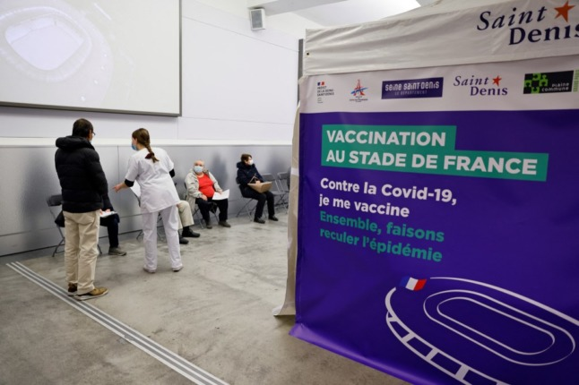 Just 20 percent of the French remain vaccine-sceptic, latest polls show