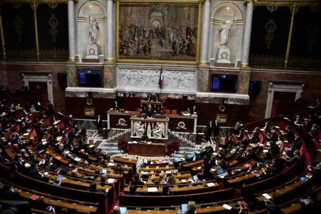 French parliament to vote new climate law criticised by green groups