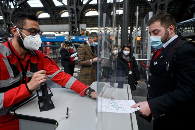 Have your say: Americans - will you travel to Italy if a vaccine passport is required?