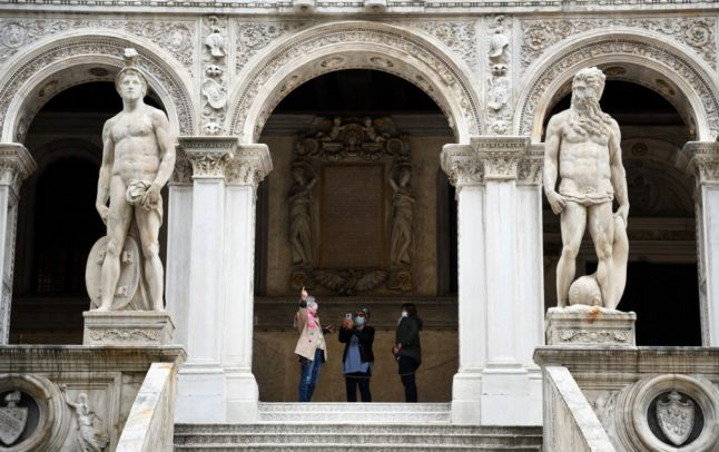 UPDATE: When will Americans be allowed to travel to Italy again?