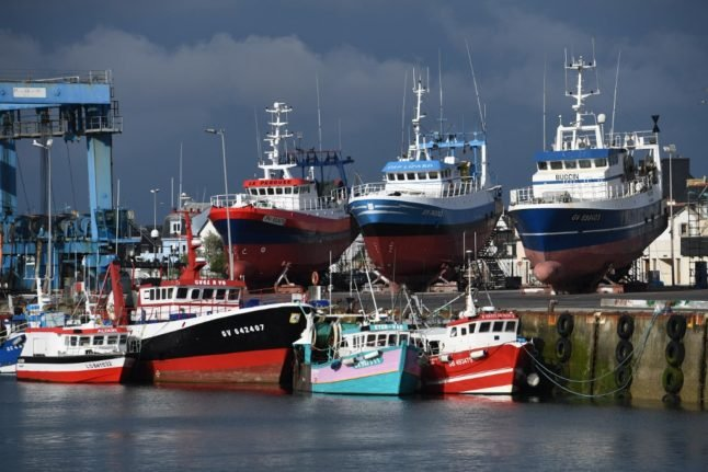 France warns of 'reprisals' as post-Brexit fishing row deepens