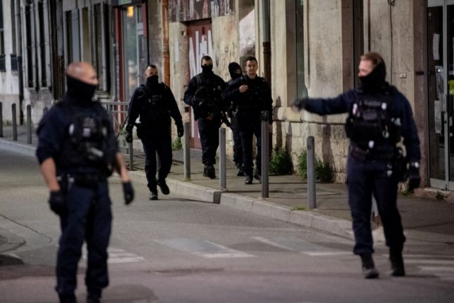 French police officer killed in drugs bust was 'hero in the war on drugs'