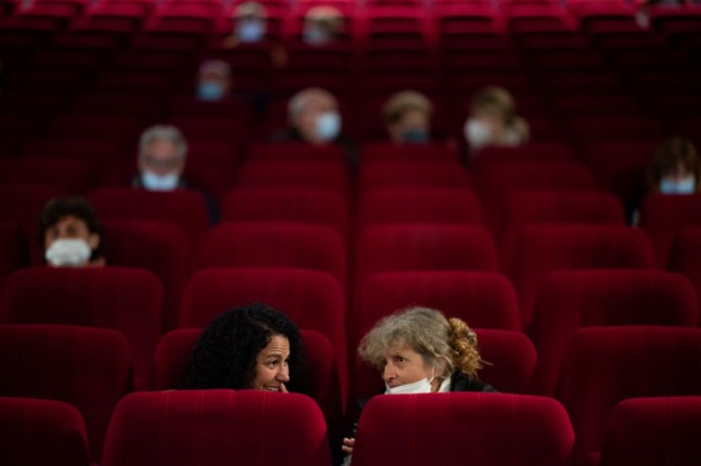 French film club for English speakers returns to cinemas