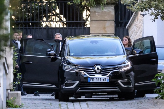 Campaign finance trial opens for French ex-president Sarkozy
