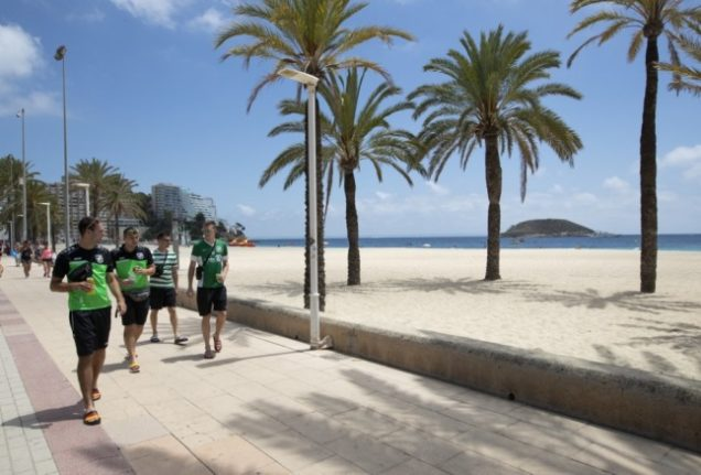 REMINDER: Everything Brits need to know about travel to Spain under new rules in July 2021