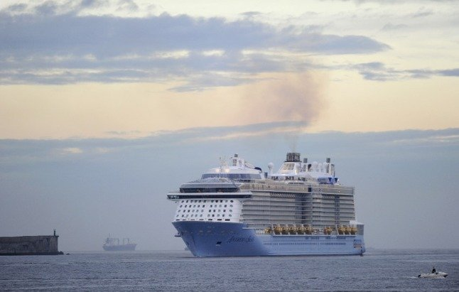 Spain lifts ban on cruise ship arrivals from June 7th