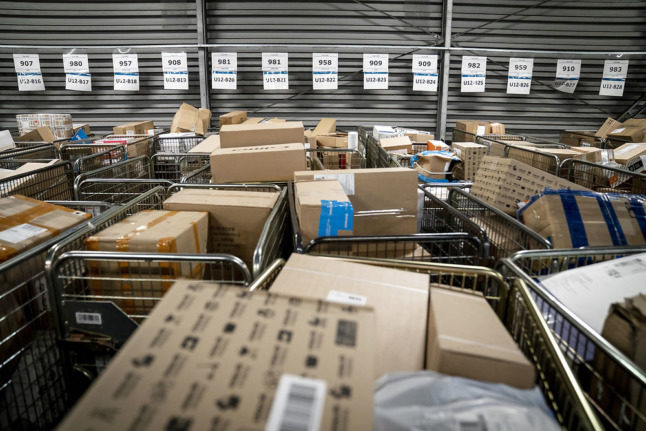 Danish customers face VAT charges on all non-EU purchases