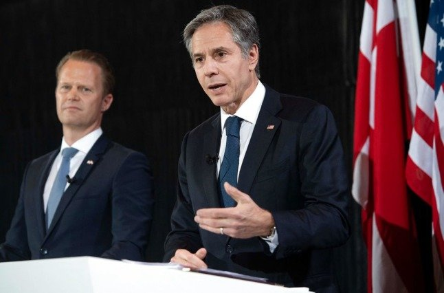 Danish Arctic military boost welcomed by US Secretary of State
