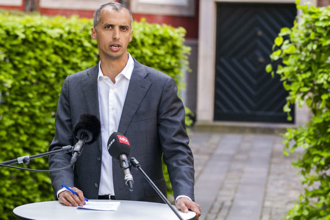 Denmark announces new expulsion centre for foreigners with deportation sentences