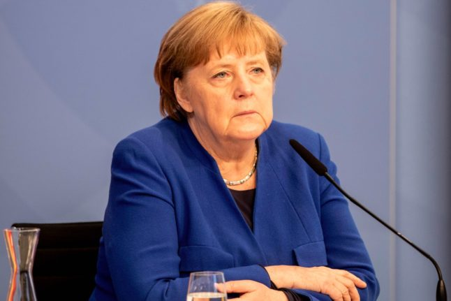Merkel urges richest nations to up climate game despite Covid