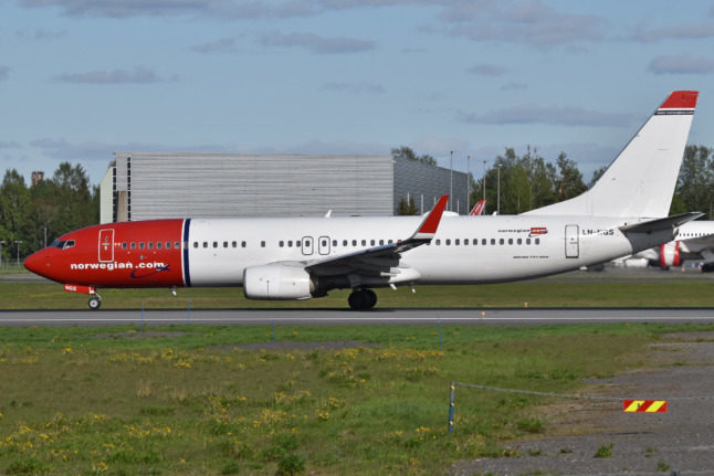 Scaled-down Norwegian Air exits bankruptcy protection