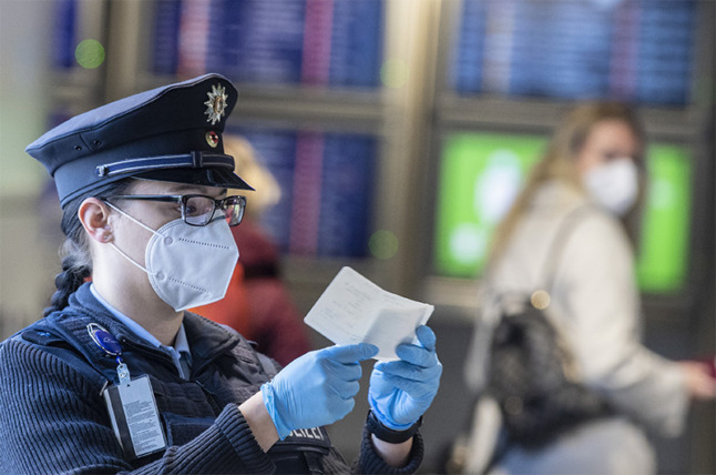 Germany makes UK 'virus variant area of concern': How does it affect you?